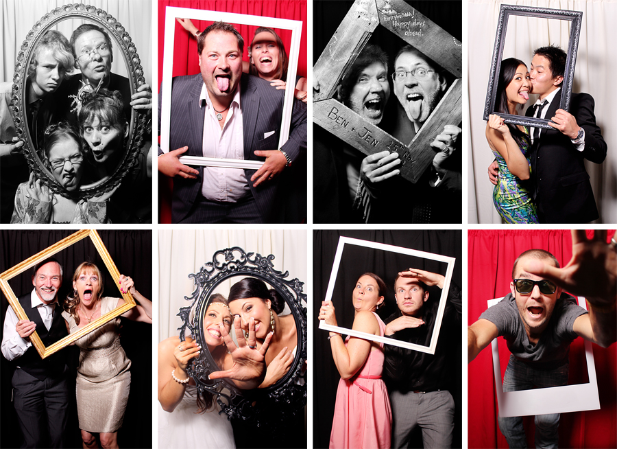 Photobooth Props Photo Frames