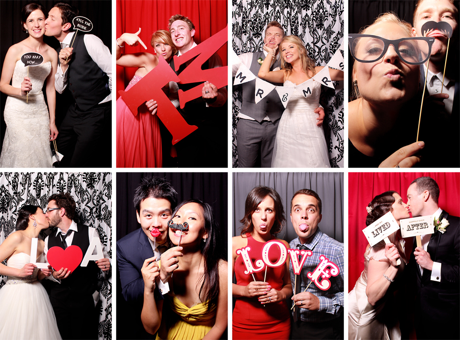 Photobooth Props Inspiration