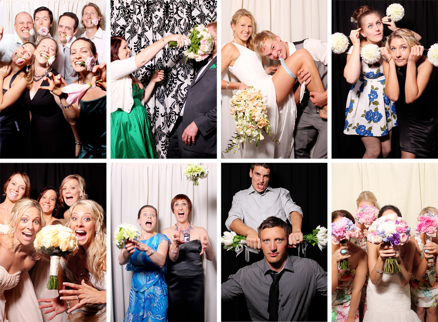 Photobooth Props Flowers