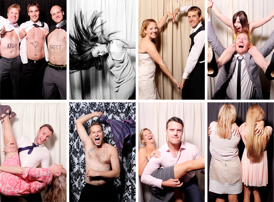 Classic PHotobooth Images
