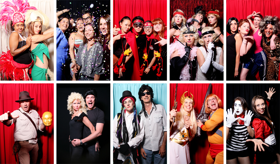 Fancy Dress Photobooth