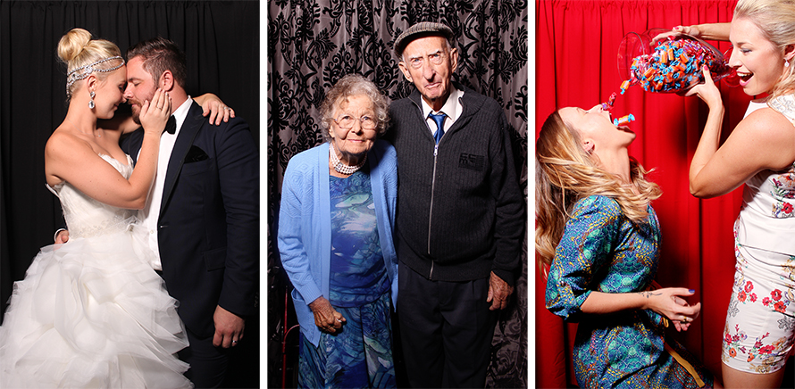 Photobooth Hire Image Collage