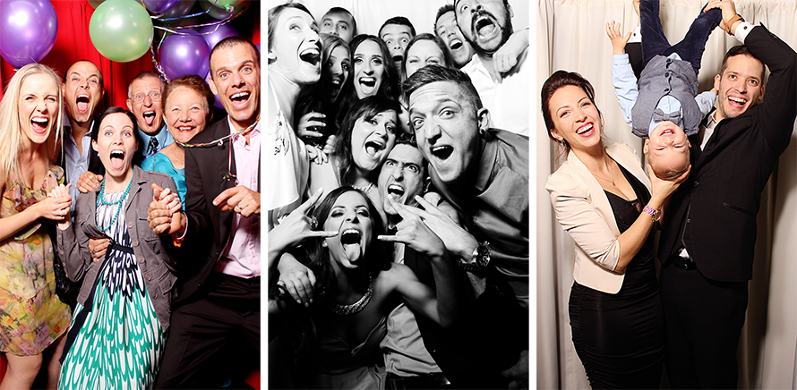 Large Photo Booth