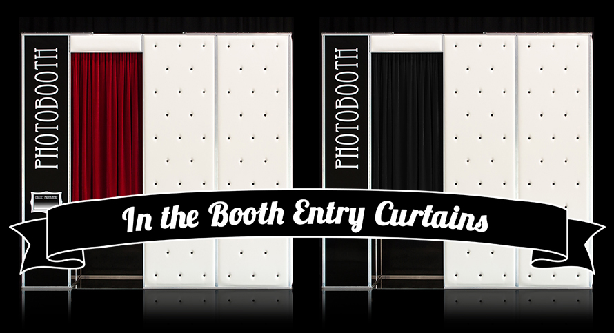 Photobooth Curtains