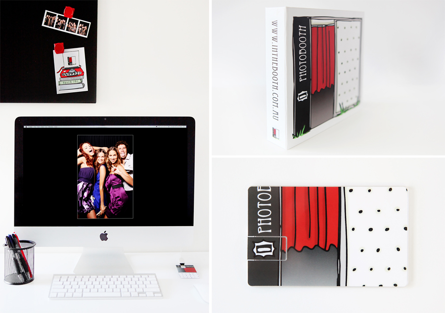 Photobooth USB Folio