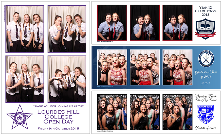 School Formal Photobooth Prints