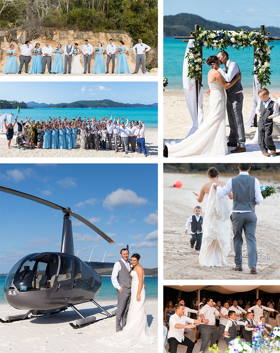 Hamilton Island Wedding Photo Booth