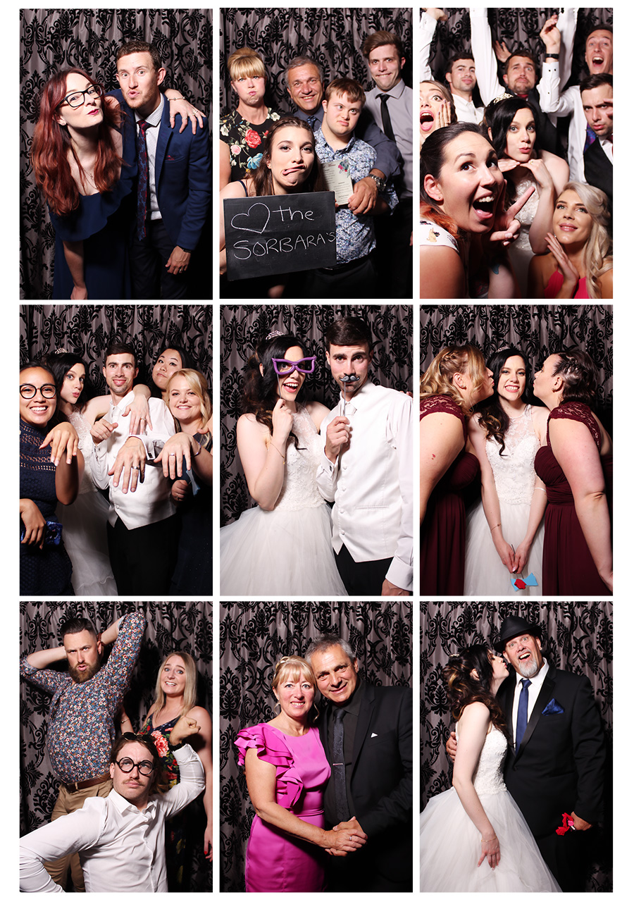 perth wedding photo booth