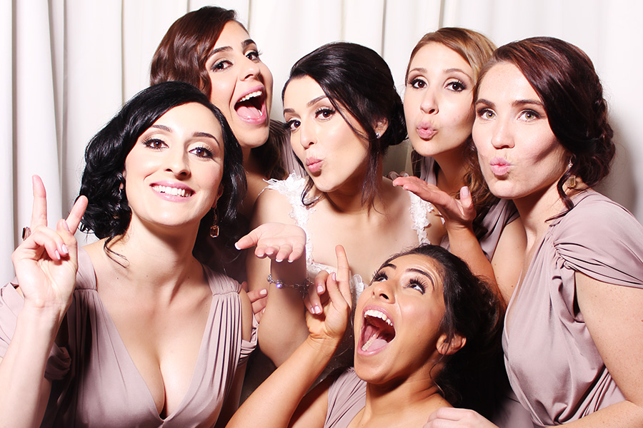 Hens Party Photo Booth Hire