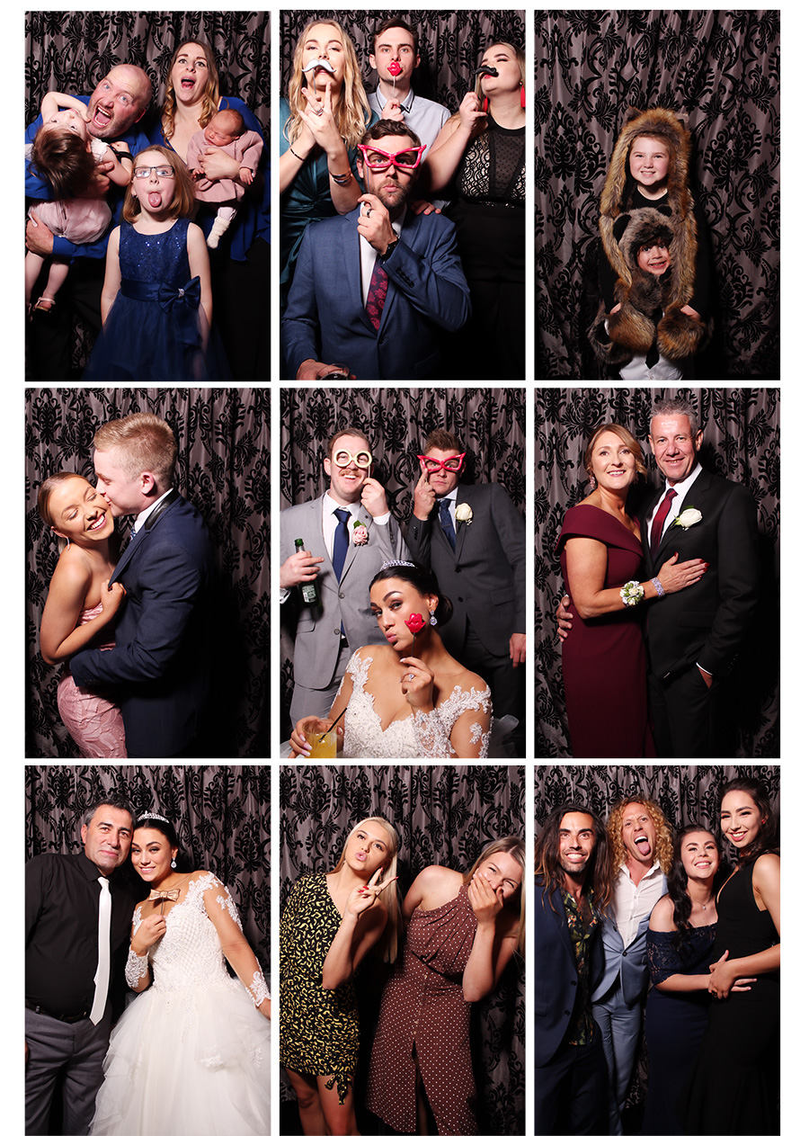 Le Montage Wedding Photo Booth