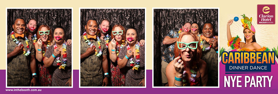 New Year Party Photobooth